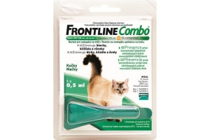 Frontline Combo cat 1 pipette