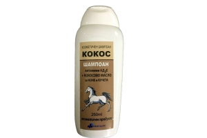 "Shampoo ""Coconut"" 250ml"