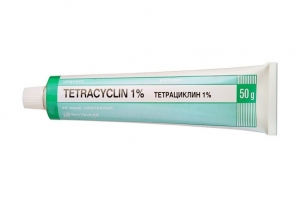 Tetracyclin унгвент