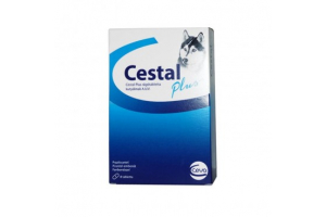 CESTAL PLUS FLAVOUR DOG